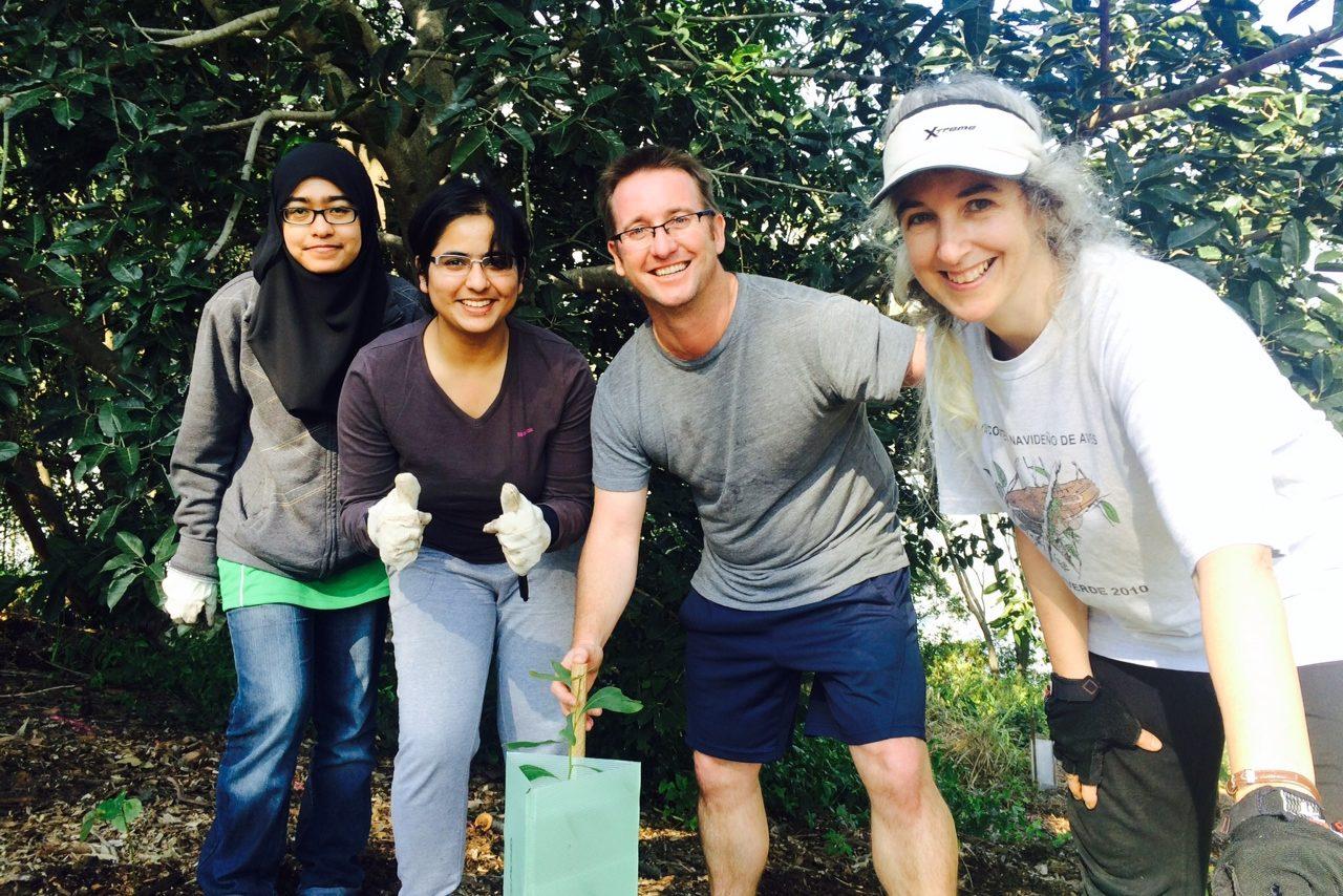 Brisbane Chapter Riverbank Revegetation Project – Stage 1