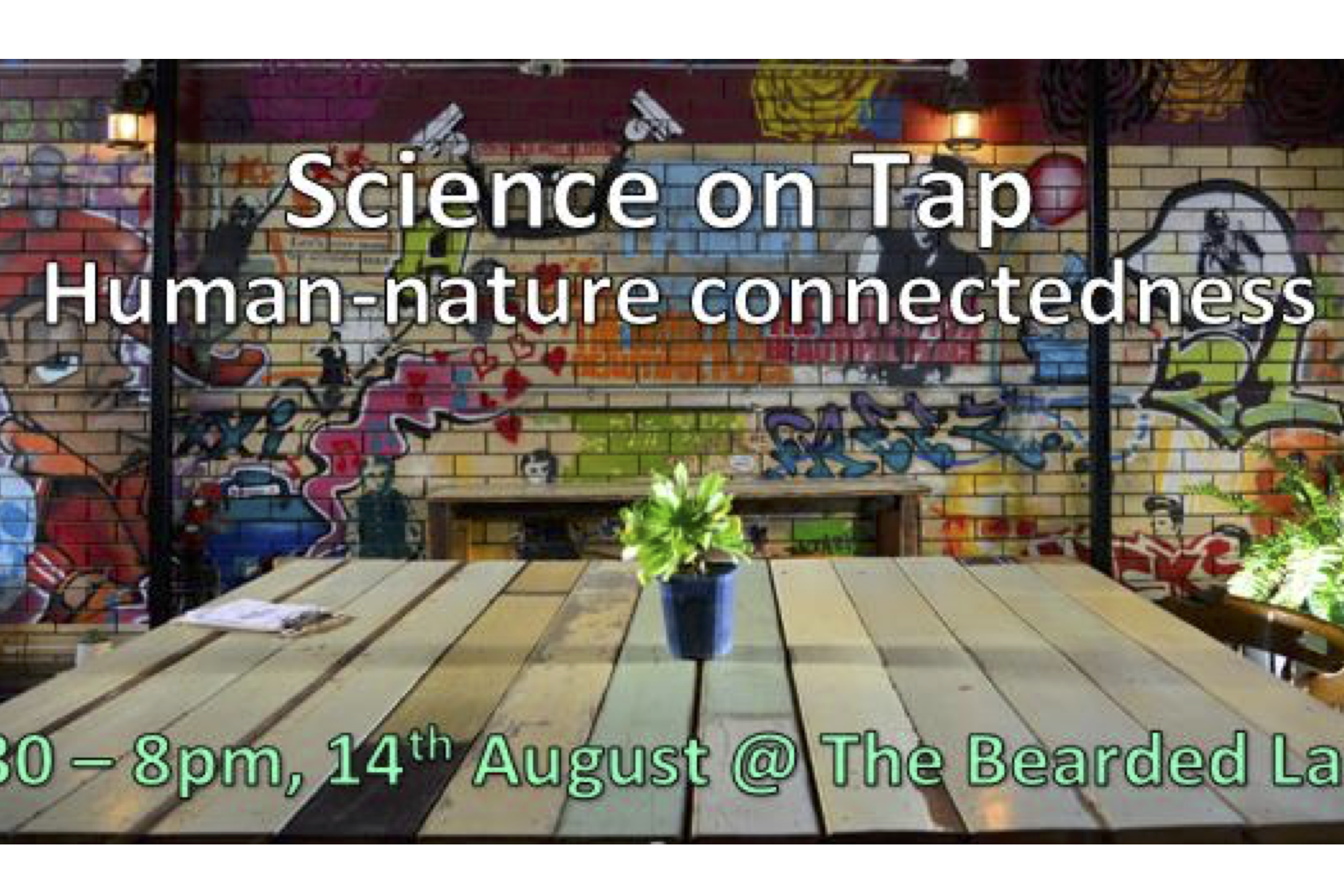 Science Week Science on Tap Event, Brisbane