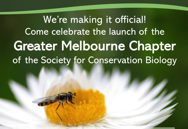 Greater Melbourne Chapter launch event